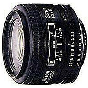 ニコン Ai AF Nikkor 28mm F2.8D AF28/2.8D(送料無料)