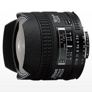 ニコン Ai AF Fisheye Nikkor 16mm F2.8D AF16/2.8D