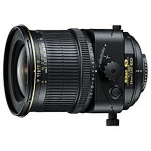 ニコン PC-E NIKKOR 24mm F3.5D ED(ブラック) PCE24MMF3.5DED