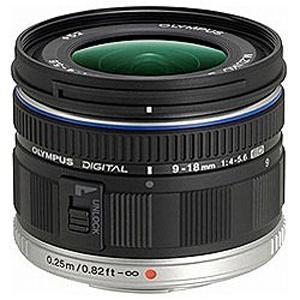 オリンパス M.ZUIKO DIGITAL ED 9-18mm F4.0-5.6 ED918MMF4.05.6(送料無料)