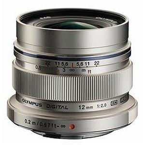 オリンパス M.ZUIKO DIGITAL ED 12mm F2.0 ED 12MM F2.0
