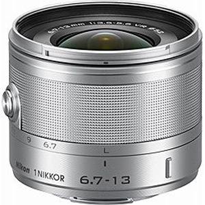 ニコン 1 1 NIKKOR VR 6.7-13mm f/3.5-5.6(シルバー) NIKKOR 1N ニコン VR6.7‐13 SL(送料無料), 大森町:fe3a917a --- jpworks.be