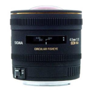 シグマ 4.5mm F2.8 EX DC CIRCULAR FISHEYE HSM(ニコン AF) 45MMF28EXDCFISHEYE