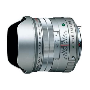 リコー RICOH 交換レンズ FA31mm F1.8 AL Limited シルバー 公式 FA31 激安セール S リミテッド