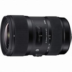 シグマ 交換レンズ 18-35mm F1.8 DC HSM(キヤノン) 18‐35 F1.8 DC HSM EO