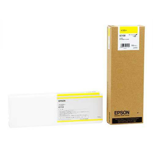 EPSON インクカートリッジ (イエロー) ICY58 (イエロー)
