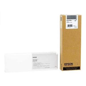 エプソン EPSON インクカートリッジ (ライトグレー) ICLGY58 (ライトグレー)
