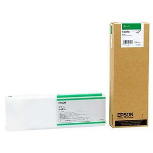EPSON インクカートリッジ (グリーン) ICGR58 (グリーン)(送料無料)