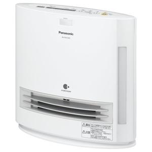 パナソニック 加湿機能付きセラミックファンヒーター DS‐FKX1205‐W (ホワイト)