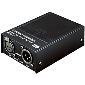 オーディオテクニカ 1chファントムパワーサプライ AT8541