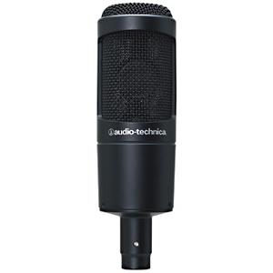 オーディオテクニカ サイドアドレス・マイクロフォン AT2035