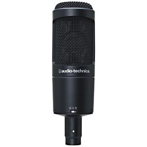 オーディオテクニカ サイドアドレス・マイクロフォン AT2050