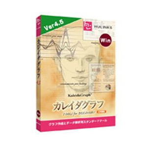 ヒューリンクス 〔Win版〕 カレイダグラフ 4.5 KALEIDAGRAPH 4.5 WIN