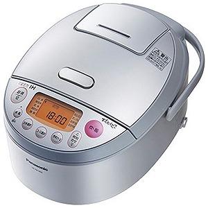 パナソニック 可変圧力IH炊飯ジャー(5.5合炊き)「おどり炊き」 SR‐PB1000‐S (シルバー)(送料無料)