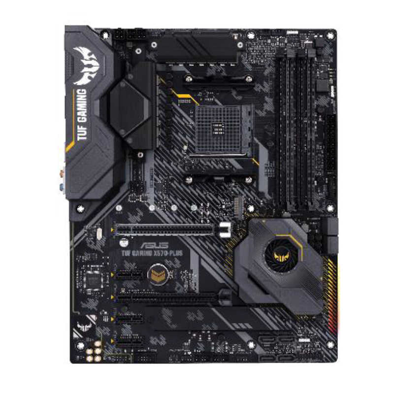 ASUS エイスース AMD X570チップセット搭載 ASUS GAMING 最新号掲載アイテム TUFGAMINGX570-PLUS X570-PLUS 年間定番 TUF