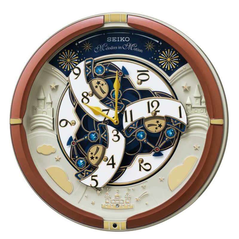 セイコー メーカー公式 からくり掛け時計 格安 価格でご提供いたします RE601B