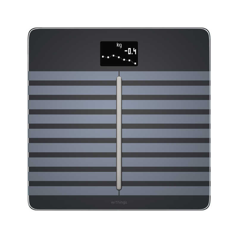 WITHINGS 体組成計 Body Cardio スマホ管理機能あり WBS04-BLACK-ALL-ASIA 新作送料無料 ブラック お歳暮