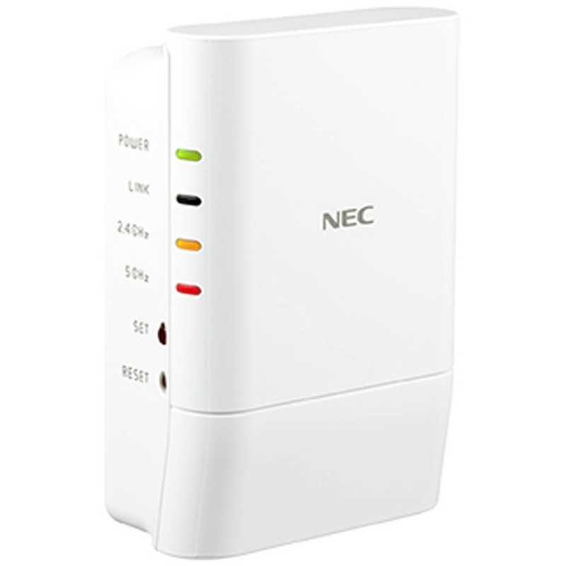 NEC 新品■送料無料■ 無線LAN中継機 11ac n a 867Mbps g PA-W1200EX 11n 激安セール b 300Mbps