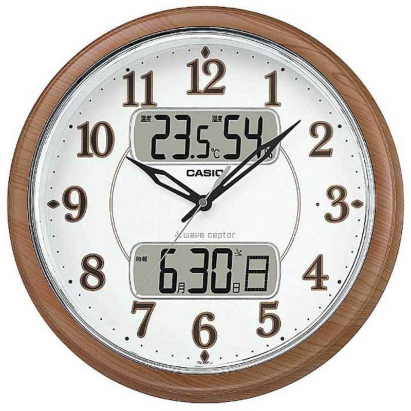 早割クーポン カシオ CASIO ITM-900FL-J5JF セールSALE%OFF 電波掛け時計
