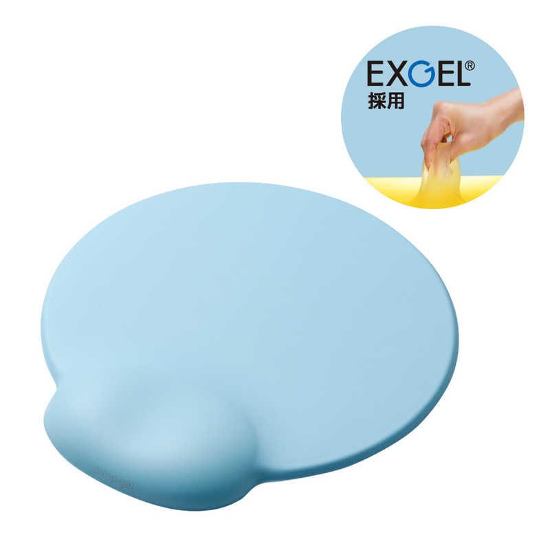 合計3,980円以上で送料無料!更に代引き手数料も無料。 エレコム ELECOM マウスパッド dimp gel MP-DG01BU