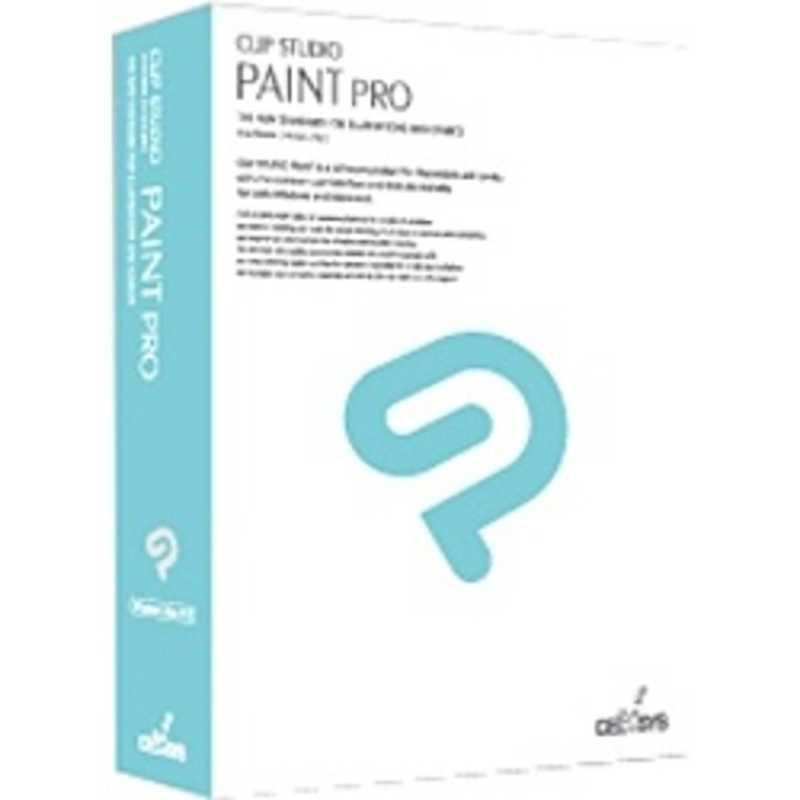 セルシス CLIP STUDIO PAINT PRO (クリップ スタジオ ペイント PRO) CLIP STUDIO PAINT PRO