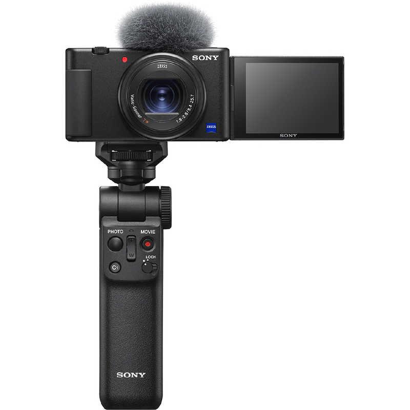 ソニー SONY お得 無料 シューティンググリップキット 4K対応 VLOGCAM ZV-1G