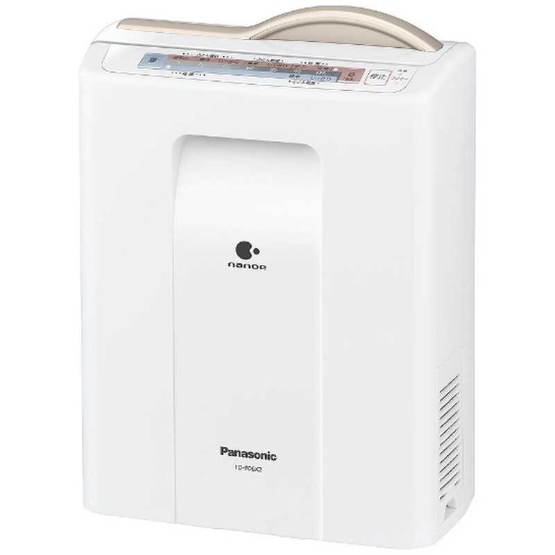パナソニック Panasonic ふとん暖め乾燥機 マットなしタイプ ナノイーモデル シャンパンゴールド 全国どこでも送料無料 配送員設置送料無料 FD-F06X2-N