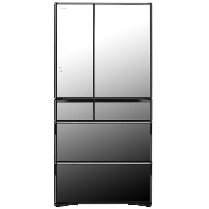 激安特価 日立 HITACHI 6ドア冷蔵庫 クリスタルミラー [フレンチドアタイプ/735L] R-WXC74N_X(標準設置無料), ユニフォームの専門店RiverStone:920d8d05 --- evirs.sk