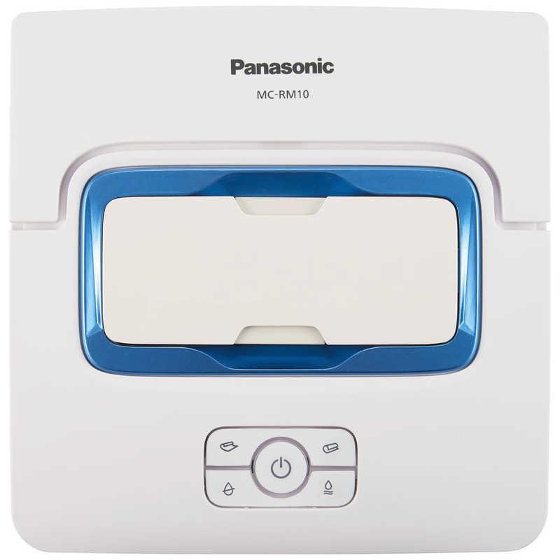 パナソニック Panasonic 床拭きロボット掃除機「ローラン」 MC-RM10-W