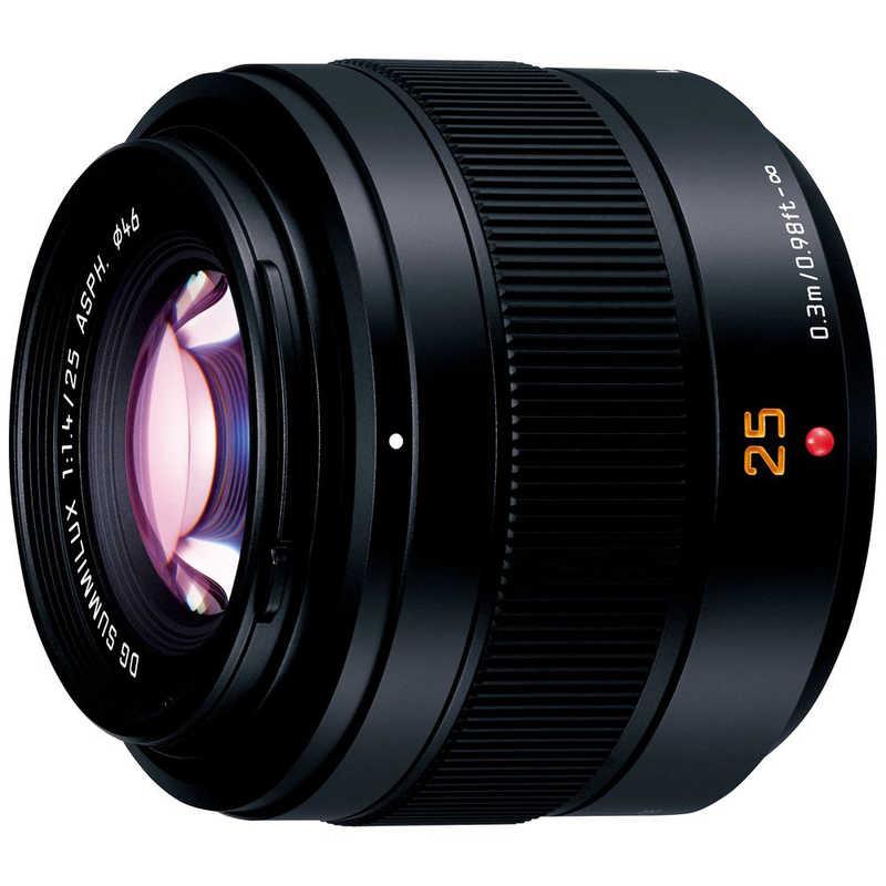 超特価SALE開催! パナソニック Panasonic カメラレンズ LEICA DG SUMMILUX 25mm/F1.4 II ASPH. [マイクロフォーサーズ /単焦点レンズ], 京瑞庵 df5edc7b