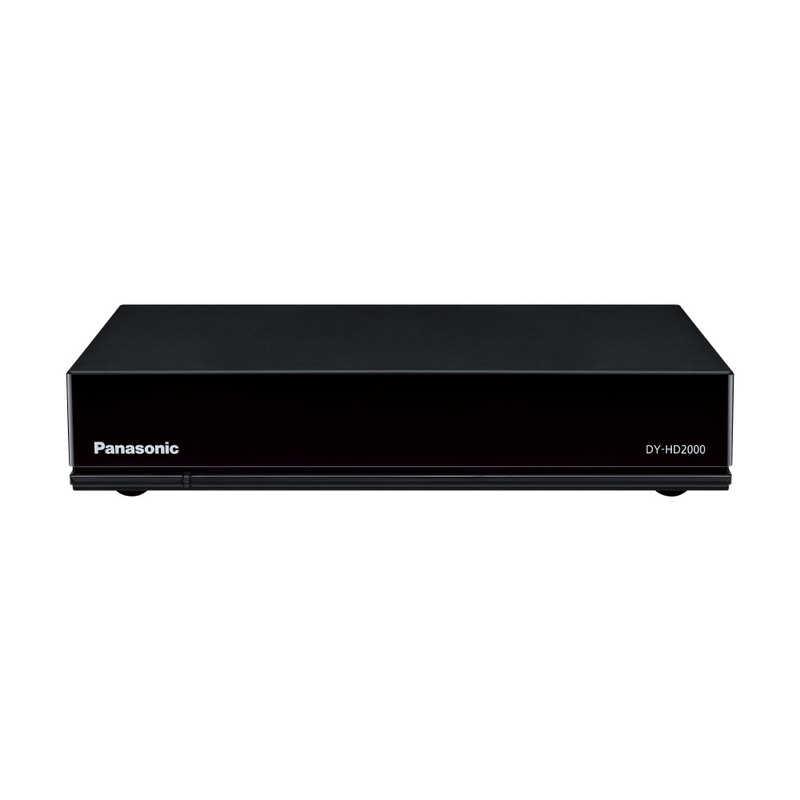 店 値引き パナソニック Panasonic VIERA ビエラ DIGA ディーガ USBハードディスク 専用2TB DY-HD2000-K DY-HD2000 ハードディスク