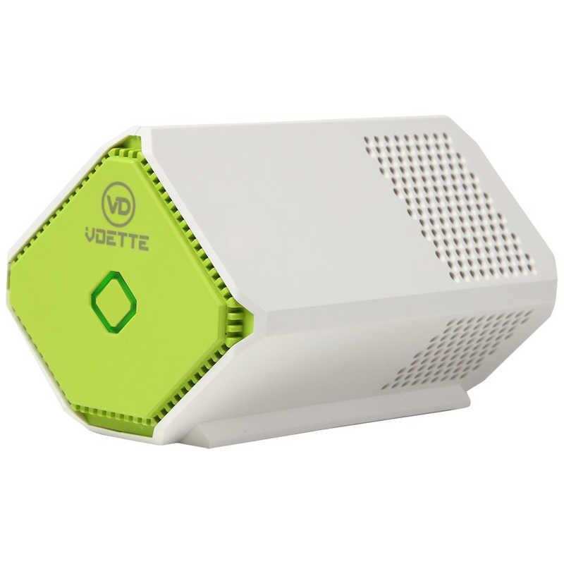 その他メーカー 小型空気清浄機 贈呈 Plasma Clear プラズマクリア 全品送料無料 AS03-WH