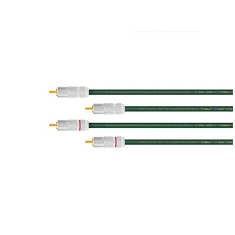 オヤイデ電気 RCAケーブル 1.0m 最安値挑戦 1.0 当店は最高な サービスを提供します QAC-222 RCA