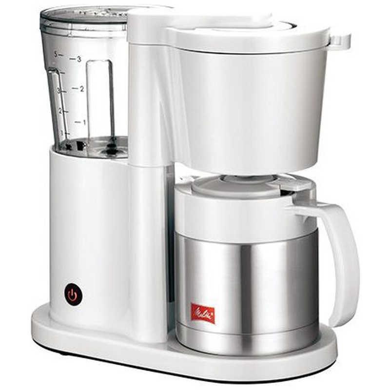 メリタ コーヒーメーカー 送料無料 新品 ALLFI 安値 オルフィ SKT52K3W