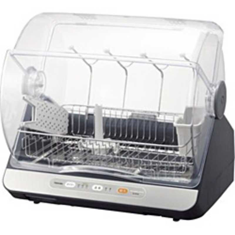 東芝 TOSHIBA 食器乾燥機 6人分 VD‐B15S‐LK テレビで話題 高額売筋 ブルーブラック