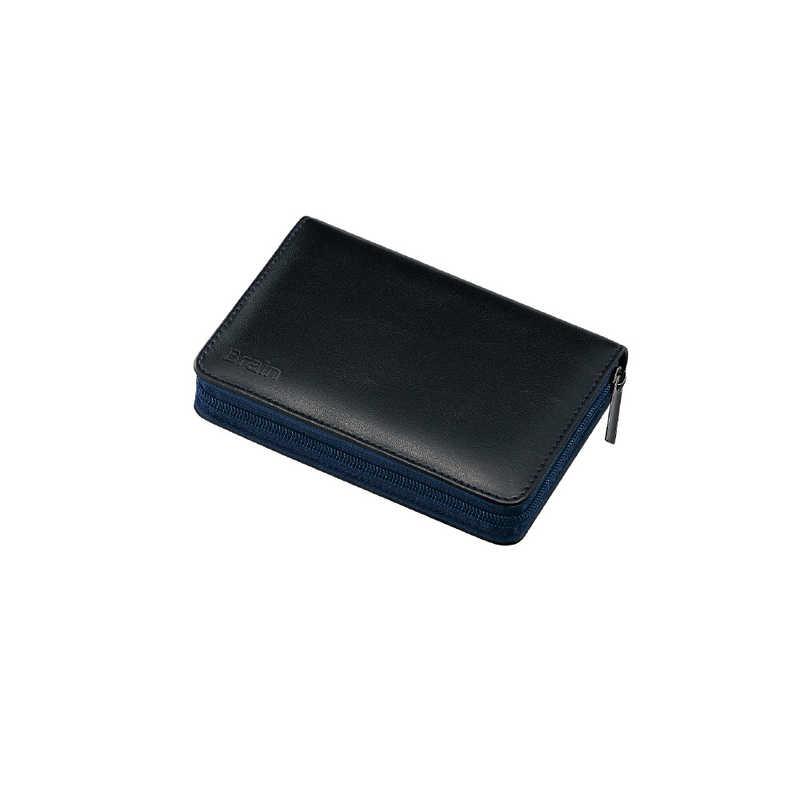 人気上昇中 合計3 980円以上で送料無料 更に代引き手数料も無料 シャープ 低価格化 SHARP ブラック系 ブレーン 電子辞書ケース Brain OZ-300B