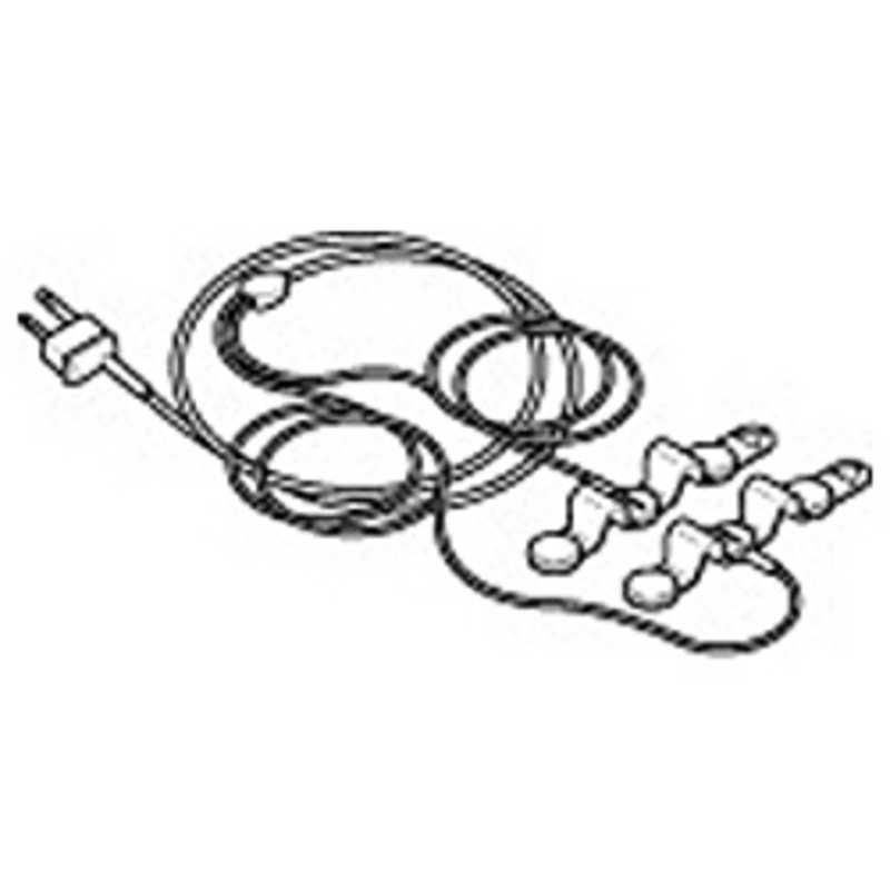 合計3 980円以上で送料無料 捧呈 更に代引き手数料も無料 オムロン OMRON HV‐CODE‐3D 導子コード 人気ブランド多数対象