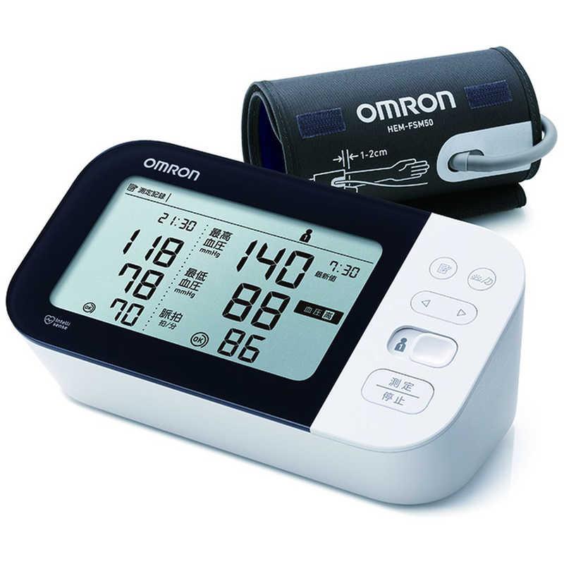 オムロン OMRON 血圧計 上腕 HCR-7601T 式 正規品送料無料 カフ 今だけスーパーセール限定