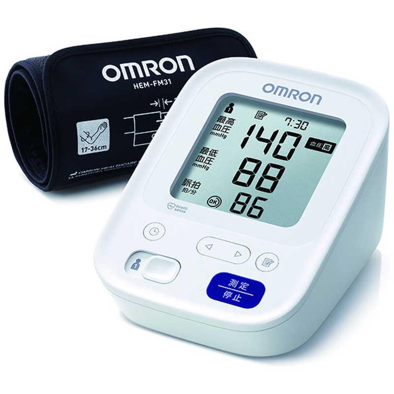 オムロン OMRON 血圧計 情熱セール 上腕 カフ HCR-7201 式 注文後の変更キャンセル返品