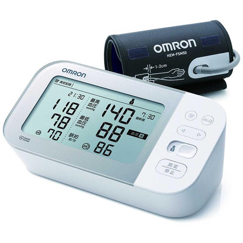 オムロン OMRON 血圧計 [上腕(カフ)式] HCR-750AT