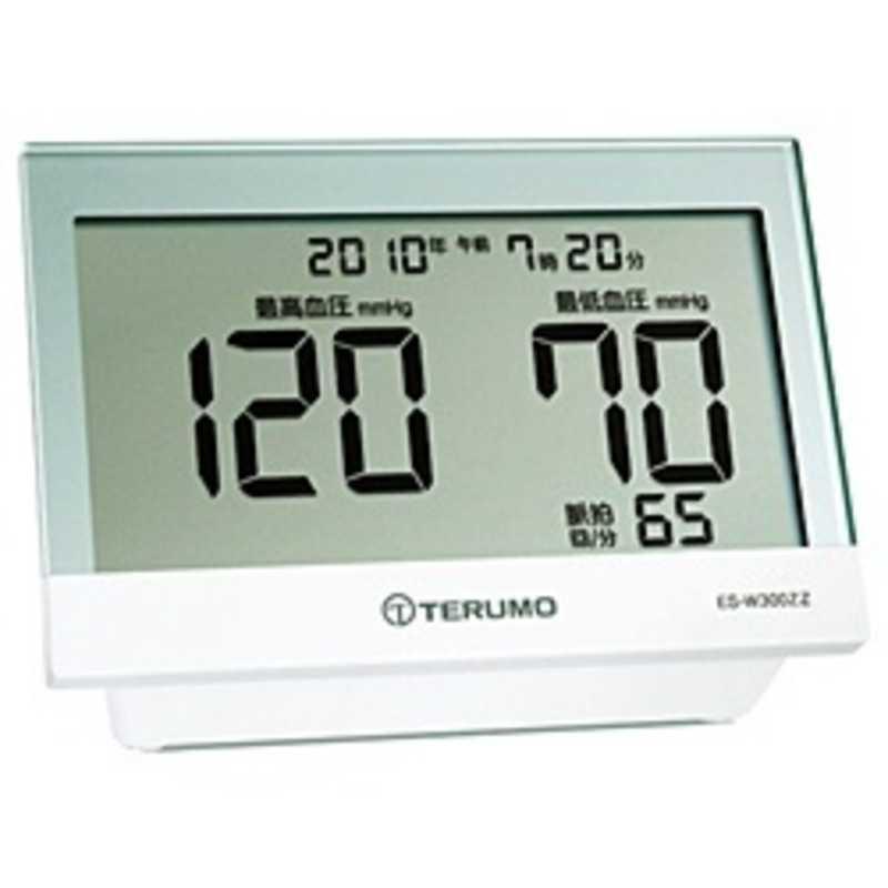 テルモ 血圧計 高い素材 上腕 ES‐W300ZZ カフ 大規模セール 式