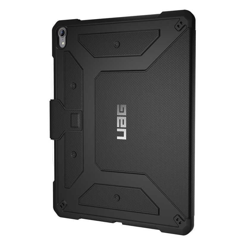 UAG 期間限定お試し価格 12.9インチ 人気ブランド iPad Pro 第3世代 ブラック Metropolisケース UAG-RIPDPROLF3-BK-1 用