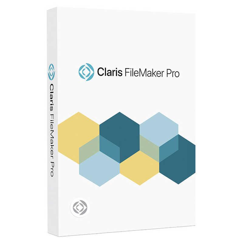 ファイルメーカー Claris FileMaker Pro 最安値 Mac用 着後レビューで 送料無料 Win HP8H2JA 19