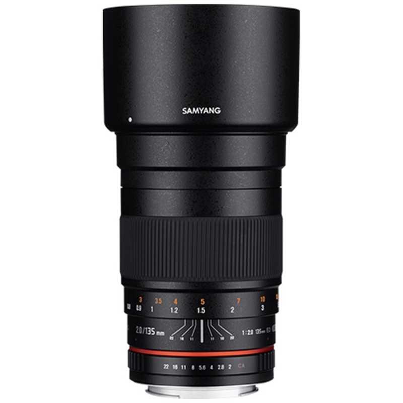 人気の春夏 SAMYANG 交換レンズ 135mm F2.0 ED UMC フルサイズ対応(ソニーA(α)マウント), オオセトチョウ 06adf0a5