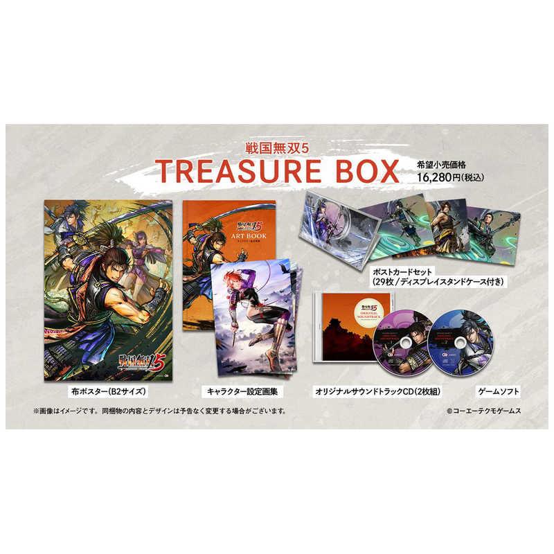評価 コーエーテクモゲームス PS4ゲームソフト 戦国無双5 BOX TREASURE 蔵