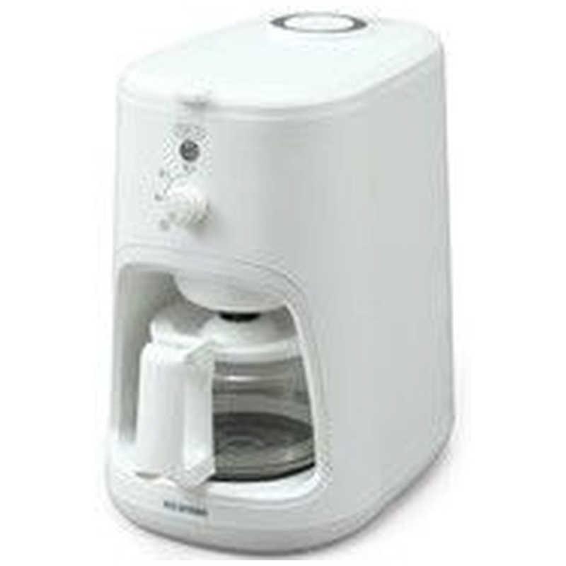 格安激安 アイリスオーヤマ IRIS OHYAMA 全自動 全自動コーヒーメーカー 即納最大半額 WLIAC-A600-W