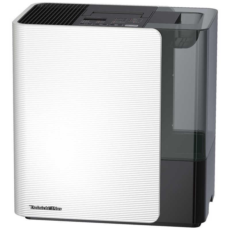 ダイニチ工業 加湿器 Dainichi Plus ハイブリッド HD-LX1221-W 好評 気化 式 サンドホワイト 加熱 新色追加して再販