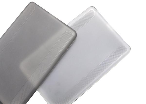 1点までネコポス便発送可能 メール便送料無料 Kindle Fire 2011 グレー クリア 品質保証 超歓迎された 第1世代 用サイドラインソフトケース キンドルファイア