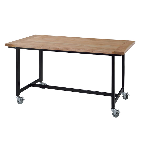 東谷 worker table ワーカーテーブル ダイニングテーブル 幅135cm W135×D80×H72cm GUY-672
