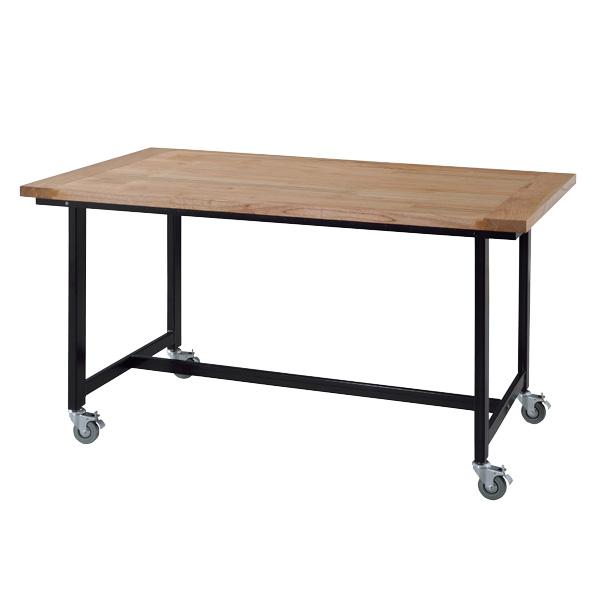 worker table ワーカーテーブル ダイニングテーブル 幅135cm W135×D80×H72cm GUY-672
